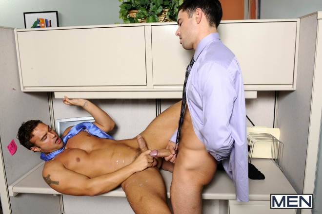 last day on the job rocco reed donny wright the gay office men gay porn photo 16 660x440 xxx blog galleries and video pics