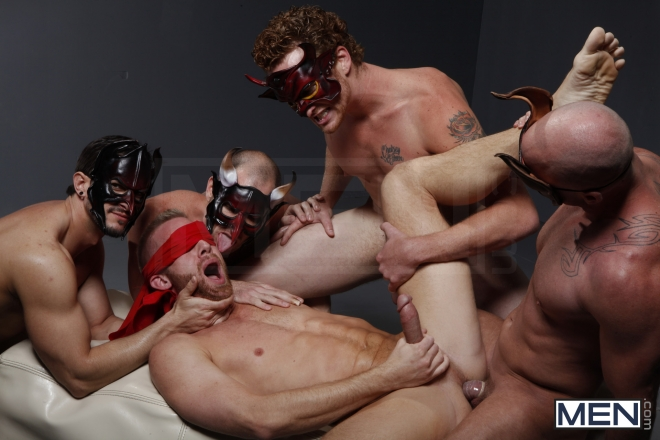 masked men cole streets phenix saint christopher daniels mitch vaughn micah jones jizz orgy men gay porn photo 14 660x440 xxx blog galleries and video pics