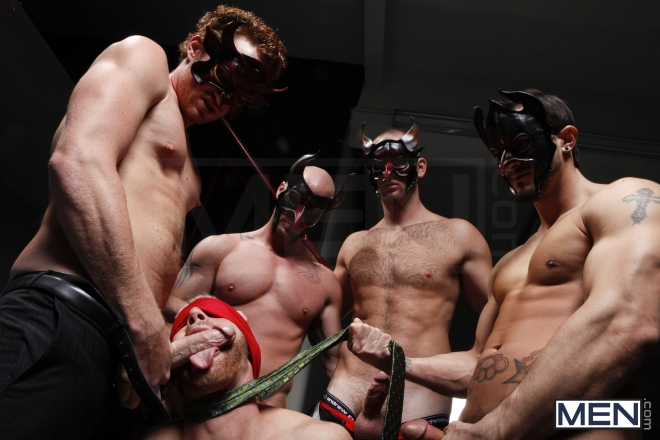 masked men cole streets phenix saint christopher daniels mitch vaughn micah jones jizz orgy men gay porn photo 8 660x440 xxx blog galleries and video pics