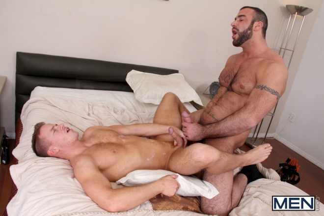 the meter reader spencer reed tory mason str8 to gay men gay porn photo 1 660x440 xxx blog galleries and video pics