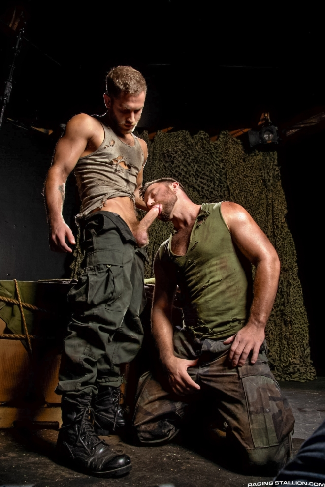 militia heath jordan shawn wolfe raging stallion gay porn photo 1 660x990 blog