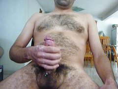 Male Gay Masturbating