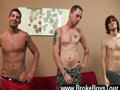 Gay Sex Matt Knelt On All Fours On The